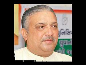 Senior Congress Leader Narhari Amin Would Join Bjp