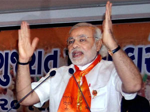 Narendra Modi 3d Avatar Irks Oppn Costs Rs 216 Crore