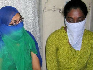 Facebook Girl And Family Leave Maharashtra