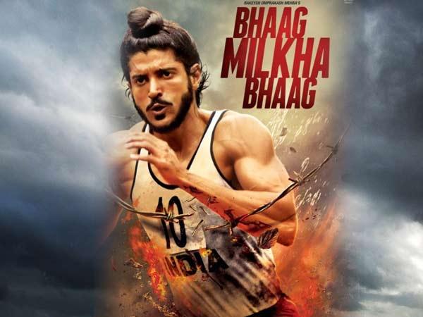 Farhaan Akhtar Hot Bhag Milkha Bhag Teaser