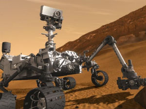 Mars Rover Curiosity Finds Traces Of Carbon