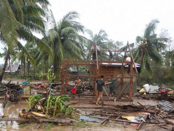 Philippine Typhoon Bopha Kills More Than