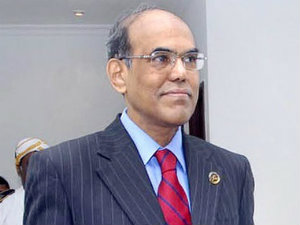 Subbarao Hints For Rate Cut As Growth Falters