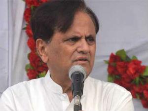 Ahmed Patel Targeting Modi Govt