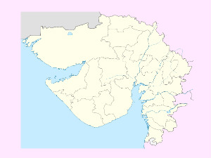 gujarat-plain-map