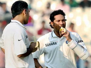 India Have Declared Their First Innings