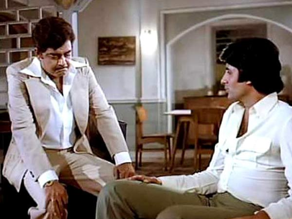 Why Shatrughan Wants To Do Film Amitabh