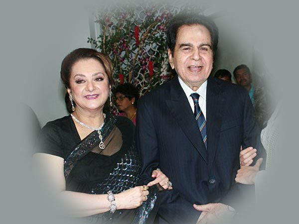 Pics Saira Loves Dilip Kumar Very Much Birthday Special