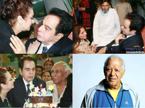 Pictures Why Birthday Boy Dilip Kumar Is Upset Today
