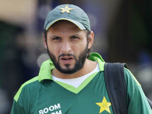 Shahid Afridi Will Not Play Against India In Odi