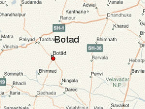 Short Information About Botad Assembly Seat