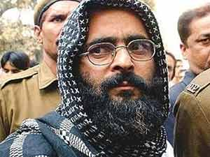 Indian Parliament Attack 11 Anniversary Hang Afzal Guru