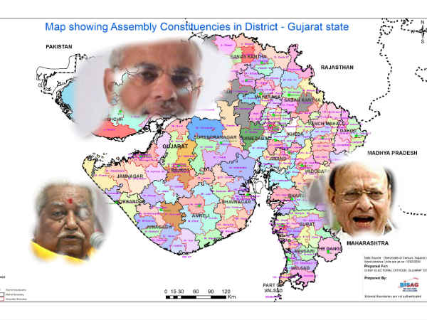 Gujarat Election What Indications Heavy Polling Turnout