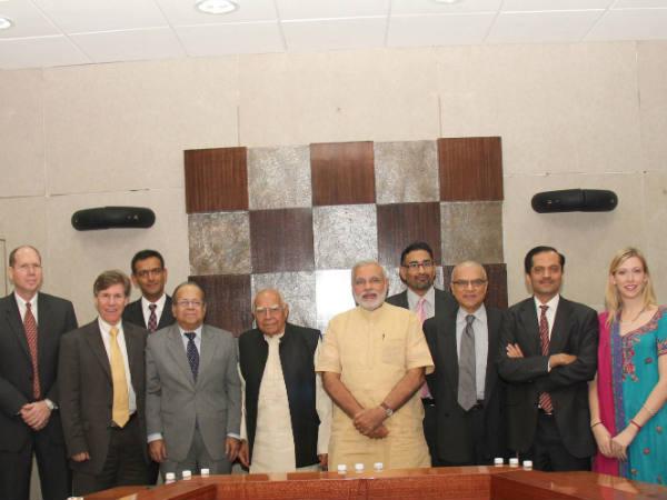 Us Delegation Show Interest To Make Gujarat Ipr Hub