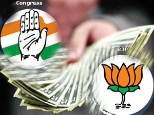 Crore Rupees Gambling On Gujarat Elaction