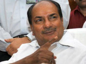 Antony Orders Study To Check Stress Level Among Officer