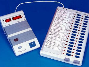 Gujarat Election Evm Machine Problem