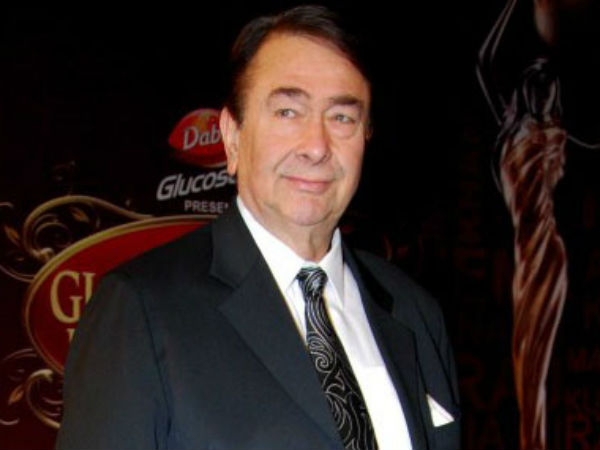 Randhir Kapoor Hospitalised Complained Breathlessness