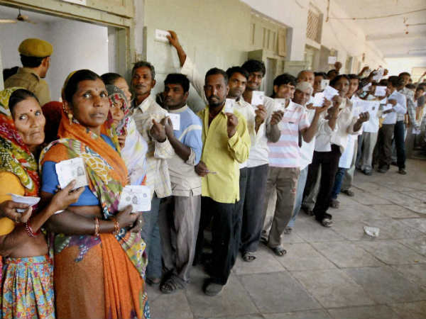 nd Phase Voting For Gujarat Assembly Election