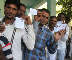 Record Break Voting May Change Exit Poll Figure