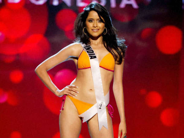 Miss Universe Final See India Contestant Shilpa Singh