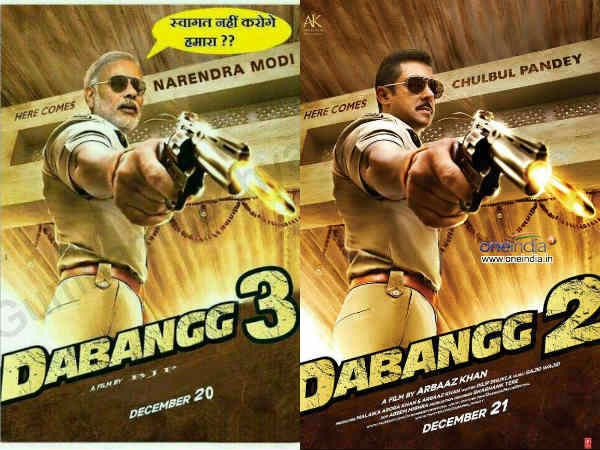In Gujarat Dabangg 3 Comes Before Dabangg