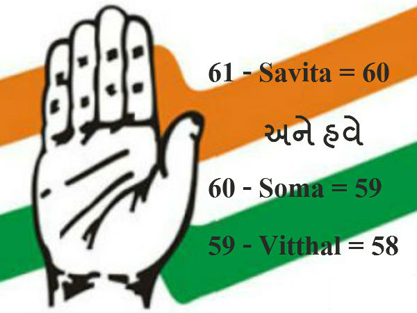 Congress Not Enter With 60 Mla Assembly