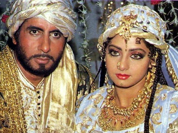 Amitabh Bachchan Sridevi Voted Most Admired Actors