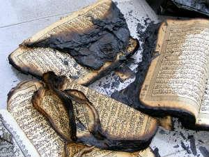 Pak Mob Burns Alive Man Accused Of Desecrating Quran