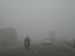 Gujarat S Nalia Coldest By 3 4 Degree