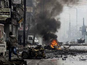 Syria Jets Kill 60 In Halfaya