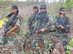 Chhattisgarh 4 Crpf Jawans Killed By Colleague