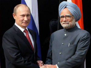 India Russia Sign 10 Pacts Progress On Nuke Front