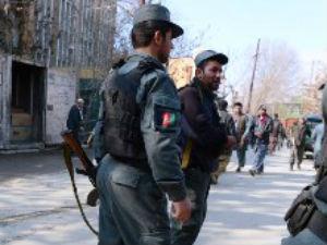 Suicide Bomber Targets Us Base In Afghanistan
