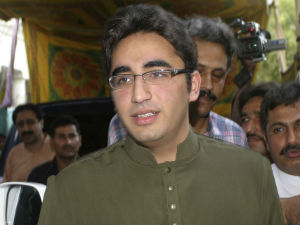 Bilawal Bhutto To Make Formal Political Debut In Pak