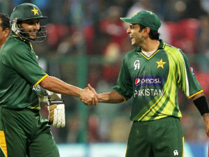 Hafeez Happy With Ashwin Omission