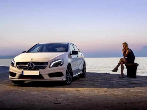 Mercedes Benz Launch A Class India