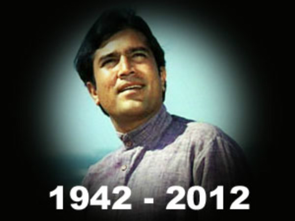 Rajesh Khanna To Get Padam Vibhushan Award