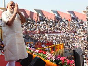 Narendra Modis Projection As Pm Is Upa Plotting Togadia