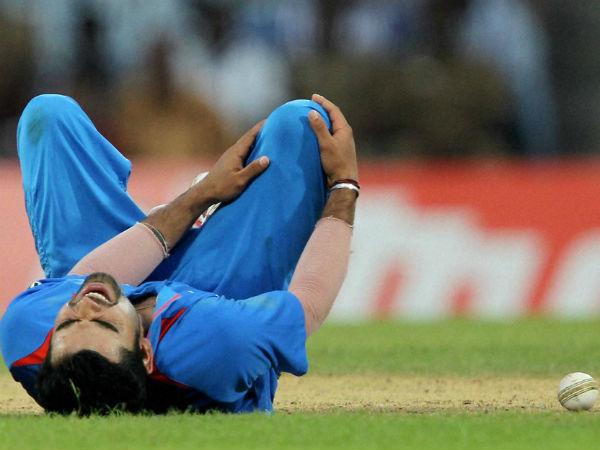 Injured Virat Kohli Doubtful Starter For 2nd Odi