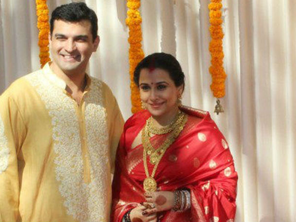 Vidya Balan Is Celebrating 35 Birthday
