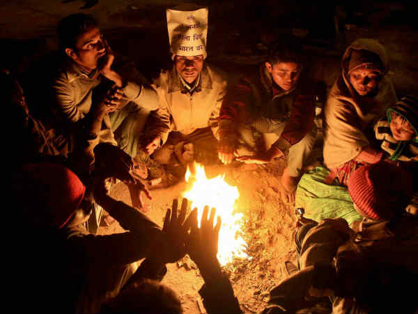 Delhi Continues Shiver Over 129 Die Cold Notrh India