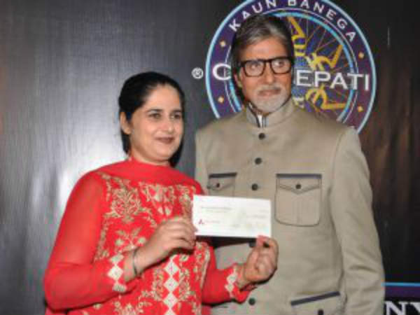 Sunmeet Kaur Is Very Intelligent Amitabh Bachchan