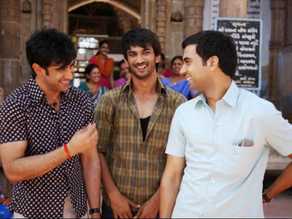 Kai Po Che Is Story Of Three Friends And Their Journey