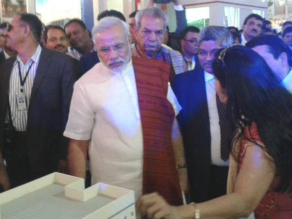 Vibrant Gujarat Kumbh Fair Of Development Narendra Modi