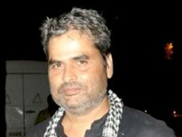 Vishal Bhardwaj Injured Matru Ki Bijlee Ka Promotion