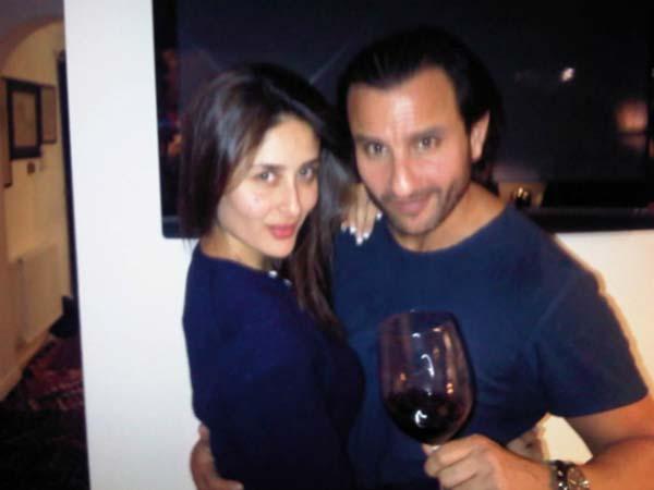 Kareena Kpaoor Tweeted Her Honeymoon Pictures