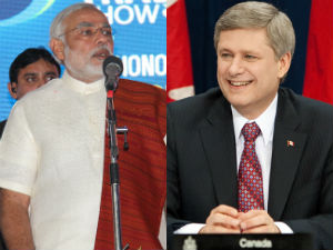 Canada Holds Guj Its Important Partner Stephen Harper