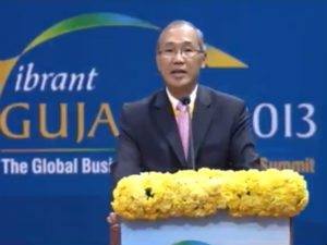 Thailand Ambassador Announced Direct Flit For Gujarat
