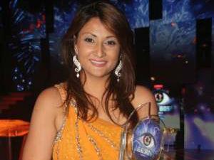 Urvashi Dholakia Is Winner Of Bigg Boss